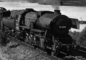 train miniature Loco Vapeur  BR52 DB fumigène&Sound (Roco 68269) Roco Quirao idées cadeaux