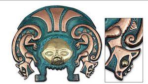 promotion sur Masque de cuivre