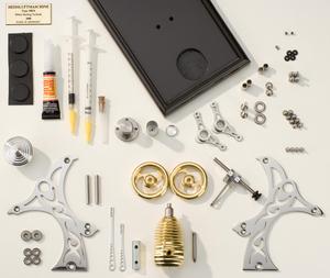 moteur stirling hb31 1 cylindre kit. Black Bedroom Furniture Sets. Home Design Ideas