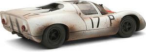miniature de voiture Porsche 910 Sebring  #36 1967 Finish Line Exoto Quirao idées cadeaux