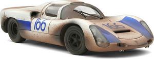miniature de voiture Porsche 910 Targa Florio #166 Finish Line Exoto Quirao idées cadeaux