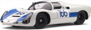 miniature de voiture Porsche 910 - 1967 - #166 - Third - Targa Florio Exoto Quirao idées cadeaux