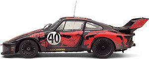miniature de voiture Porsche X-RAY 935  #40  finish line (Exoto 18107 FLP) Exoto Quirao idées cadeaux