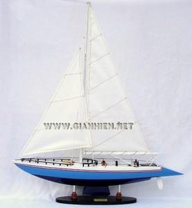 maquette de bateau, voilier, runabout Stars & Stripes - 60 cm Gia Nhien Quirao idées cadeaux