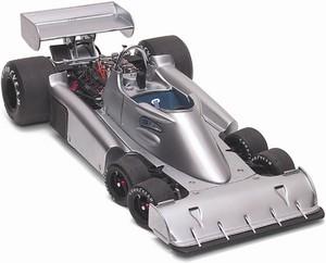 miniature de voiture Tyrrell P34  6 roues Exoto Quirao idées cadeaux