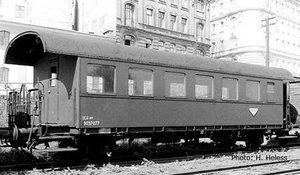 train miniature Voiture 2 CL N28 ÖBB (Roco 64241) Roco Quirao idées cadeaux