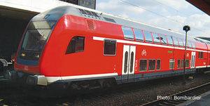 train miniature Voiture pilote 2 niveaux DB (Roco 64223) Roco Quirao idées cadeaux