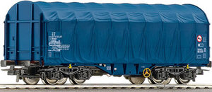 train miniature Wagon à bâche coulissante EVA (Roco 67727) Roco Quirao idées cadeaux