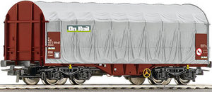 train miniature Wagon à bâche coulissante ON RAIL (Roco 67728) Roco Quirao idées cadeaux