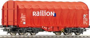 train miniature Wagon à bâche coulissante RAILION (Roco 67726) Roco Quirao idées cadeaux