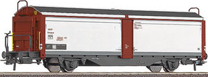 train miniature Wagon à toit et parois coul SBB CFF (Roco 66340) Roco Quirao idées cadeaux