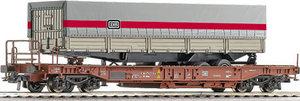 train miniature Wagon kangourou DB (Roco 66702) Roco Quirao idées cadeaux
