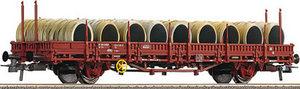 train miniature Wagon plat CFL (Roco 66684) Roco Quirao idées cadeaux