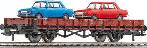 train miniature Wagon plat DR (Roco 66354) Roco Quirao idées cadeaux