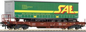 train miniature Wagon poche unifié FS (Roco 66701) Roco Quirao idées cadeaux