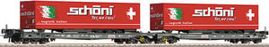 train miniature Wagon rail-route international (Roco 66604) Roco Quirao idées cadeaux