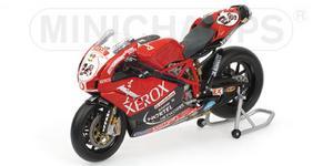 miniature de moto Ducati 999 RS MCCOY Minichamps Quirao idées cadeaux