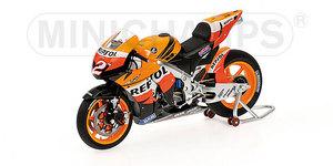 miniature de moto Honda RC 212V Pedrosa Minichamps Quirao idées cadeaux