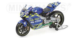 miniature de moto Honda RC211V S Gibernau Minichamps Quirao idées cadeaux