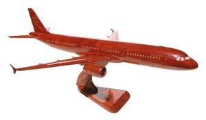 maquette d'avion A330 - 300 - 20 cm Replicart-Wood Quirao idées cadeaux