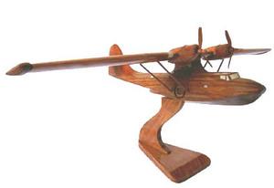 maquette d'avion Catalina - 40 cm Replicart-Wood Quirao idées cadeaux