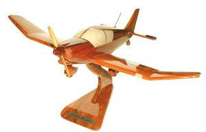 maquette d'avion Robin Replicart-Wood Quirao idées cadeaux