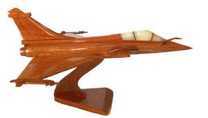 maquette d'avion Rafale Replicart-Wood Quirao idées cadeaux