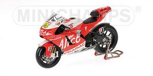 miniature de moto Ducati Desmo GP8 Melandri Minichamps Quirao idées cadeaux