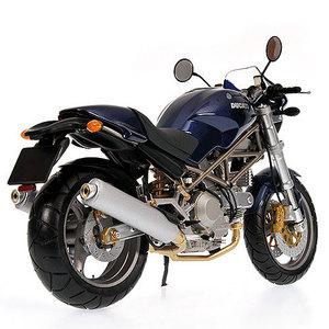 miniature de moto Ducati Monster 620-750-900 Bleu Minichamps Quirao idées cadeaux