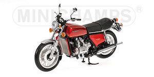 miniature de moto Honda Goldwing rouge métal Minichamps Quirao idées cadeaux