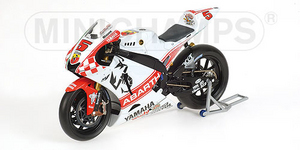 miniature de moto Yamaha YZR-M1 Edwards GP Minichamps Quirao idées cadeaux