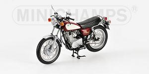 miniature de moto Yamaha SR 500 Minichamps Quirao idées cadeaux