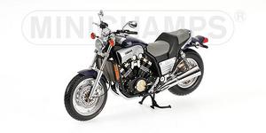 miniature de moto Yamaha Vmax 1993 bleu Minichamps Quirao idées cadeaux