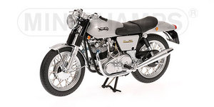 miniature de moto Norton commando 750 Fastback Minichamps Quirao idées cadeaux