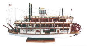 maquette de bateau, voilier, runabout Mississippi - 105 cm  Quirao idées cadeaux
