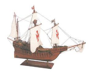 maquette de bateau, voilier, runabout Santa Maria - 75 cm  Quirao idées cadeaux