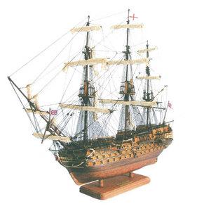 maquette de bateau, voilier, runabout H.M.S Victory - 105 cm  Quirao idées cadeaux