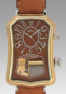 Boegli music watch Baroque - M504 Boegli