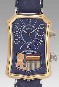 Boegli music watch Baroque - M505 Boegli