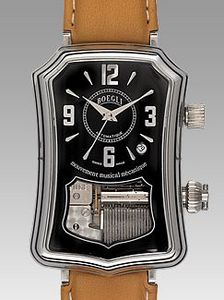 Boegli music watch Automatic contemporaine - M554 Boegli
