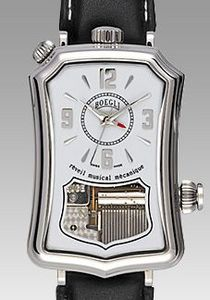 Boegli music watch  Boegli