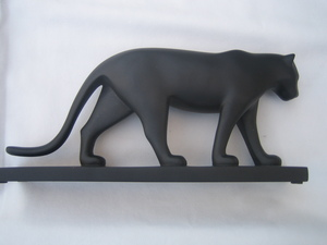 Parastone / Mouseion Black panther by Pompon Parastone