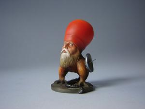 Parastone / Mouseion Bearded monster, Jerome Bosch Parastone