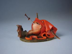 Parastone / Mouseion Bif belly with knife by Hieronymus Bosch Parastone