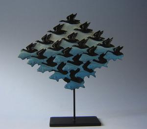 Parastone Air et eau de Escher