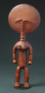 Parastone / Mouseion Ashanti statuette Parastone