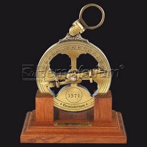astrolabe, compass, sextant Nautical Astrolabe Hémisferium