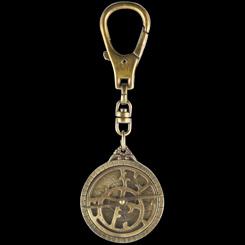 astrolabe, compass, sextant Astrolabe keyring Hémisferium