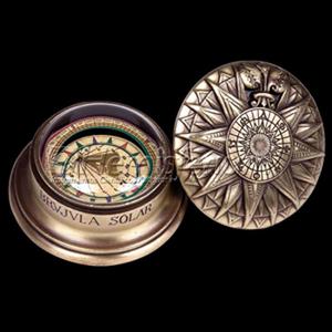 astrolabe, compass, sextant Solar Compass Hémisferium