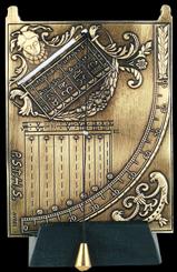 horloge Horloge  d'extèrieur  - Cadran Capucin Hémisferium Quirao idées cadeaux